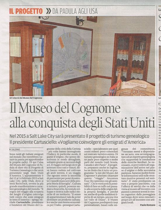 Recensione Museo Dic 2014